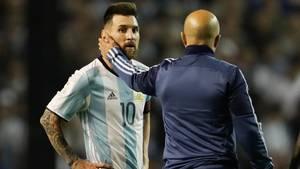 Argentiniens Superstar Lionel Messi könnte mit 30 Jahren seine vielleicht letzte WM-Chance verpassen