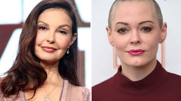 Ashley Judd und Rose McGowan