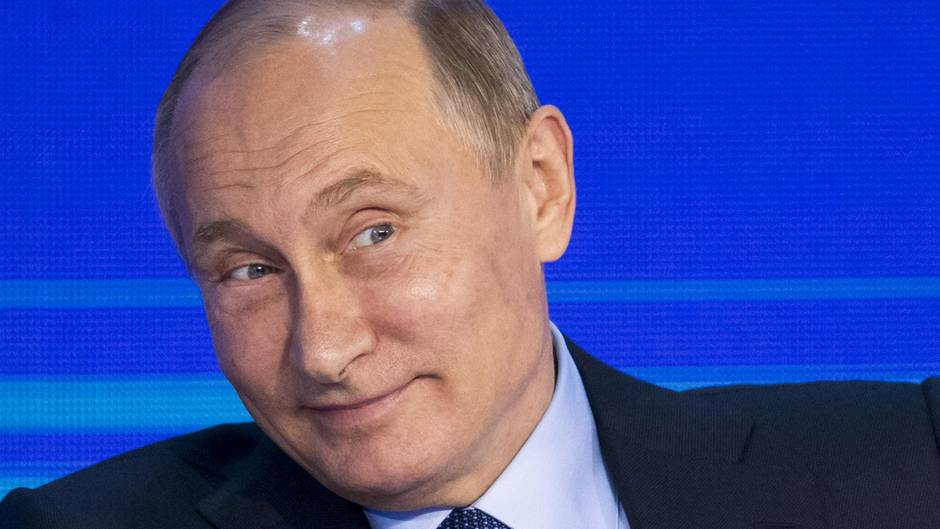 Wladimir Putin wird 65 Jahre alt