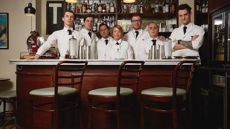 """Platz 9: Bar Termini, London  Inspiriert ist diese Londoner Bar vom Hauptbahnhof """"Termini"""" in Rom. Hier gibt's nicht nur köstliche Drinks, sondern auch hervorragenden Kaffee.  Mehr Infos finden Sie auf der Website."""