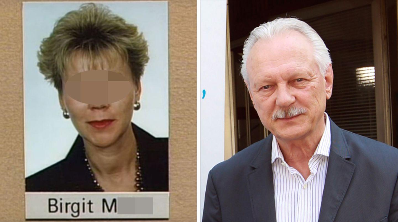 Birgit M. verschwand 1989, Wolfgang Sielaff gab nie auf und half, den Mordfall nch 28 Jahren zu lösen
