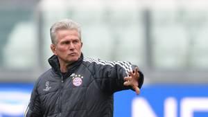 Ein erfolgreicher Bayern-Trainer, aber nicht auf Anhieb: Jupp Heynckes