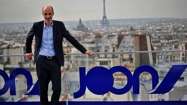 Joon Airline CEO Jean-Michel Mathieu