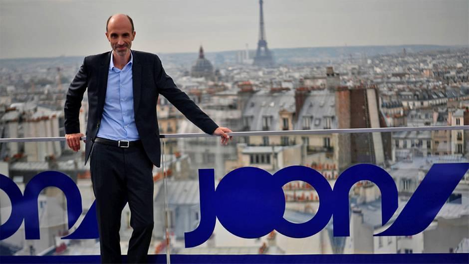 Joon Airline CEO Jean-Michel Mathieu