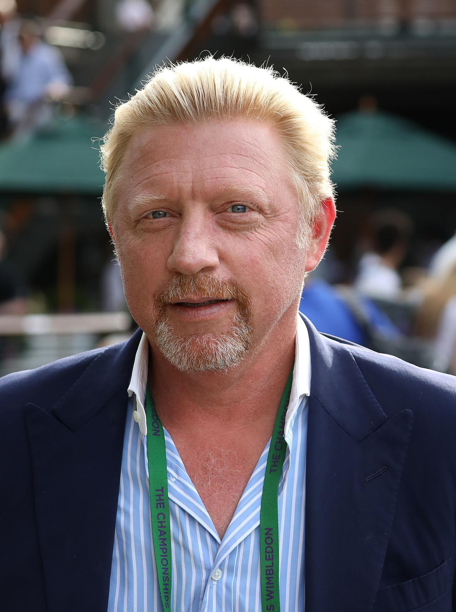 Zieht Boris Becker ins britische Dschungelcamp