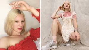 Schwedisches Model Arvida Byström zeigt sich unrasiert und wird mit Vergewaltigung bedroht