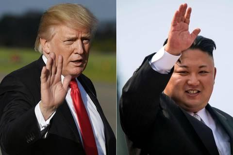 """Diplomatie sei gescheitert: """"Only one thing will work"""" - Trump droht Nordkorea erneut auf Twitter"""