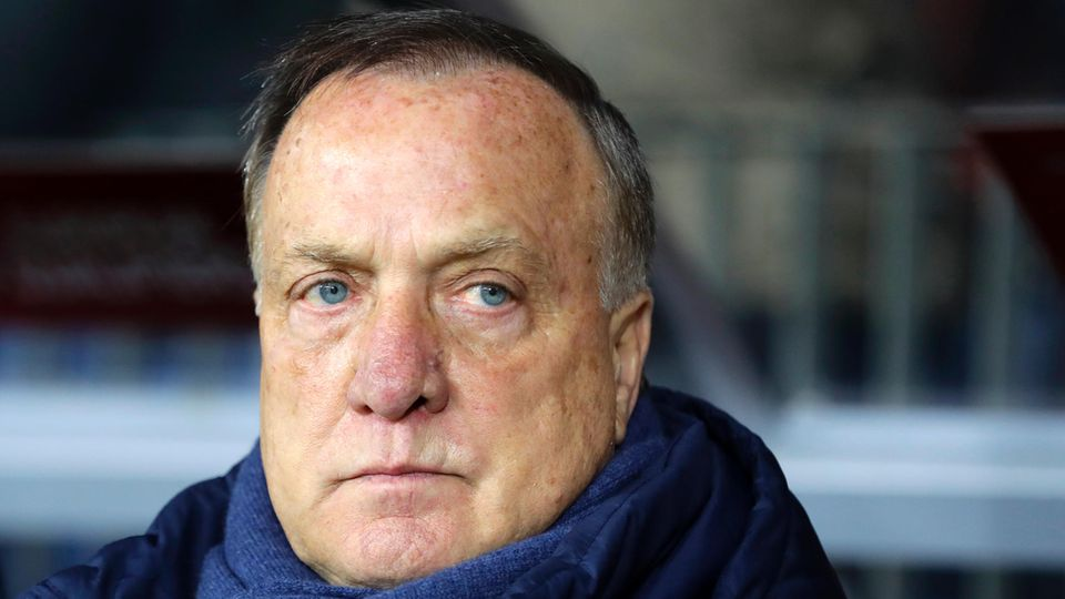 Niederlande: Nationaltrainer Dick Advocaat