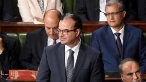 Tunesien Slim Chaker