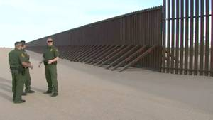 Trumps Grenzmauer zu Mexiko