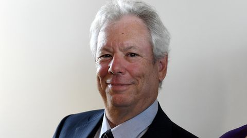 Der US-Ökonom Richard H. Thaler
