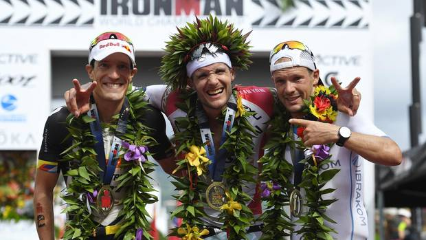 Ironman Hawaii - Jan Frodeno - Sebastian Kienle - Patrick Lange