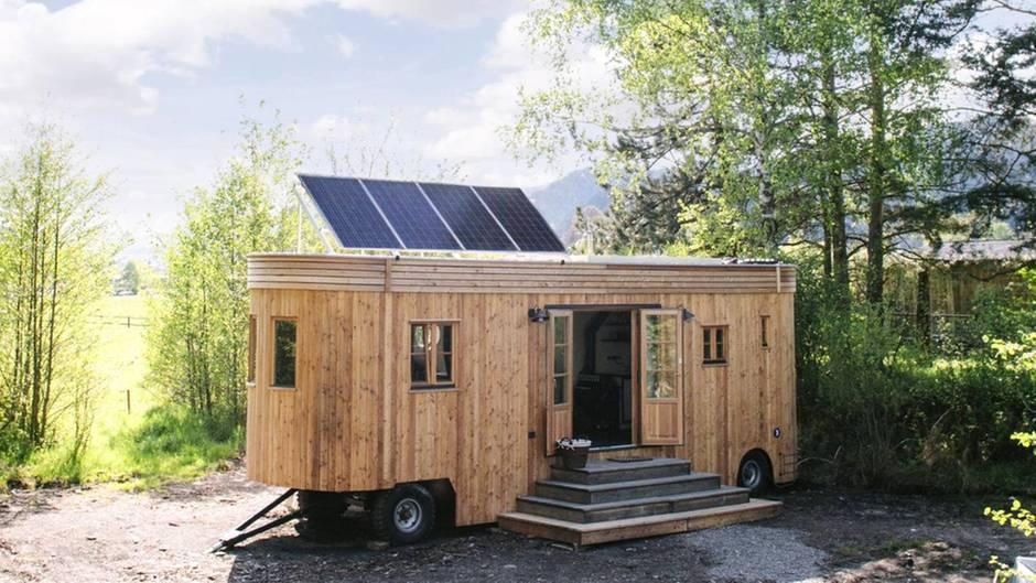 Dieses Öko-Haus auf Rädern braucht keine Energie und ist super ...