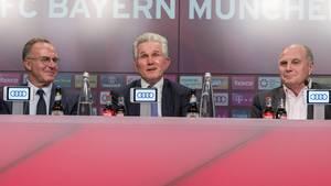 FC Bayern Jupp Heynckes