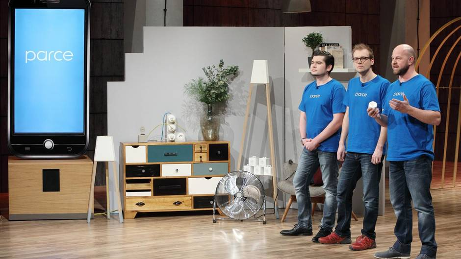 Parce in DHDL