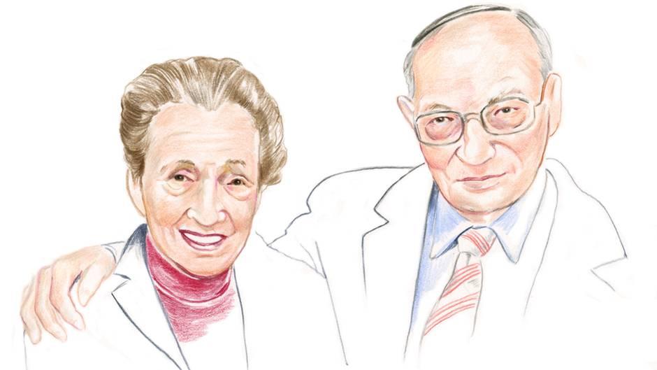 Renee, 97, und John, 97, leben in Kentucky