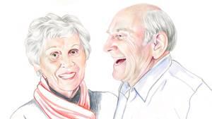 Lois, 86, und Lewis, 86, leben in Michigan