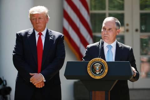 USA: Trumps Umweltbehörde will Klimaschutzinitiative von Obama abschaffen