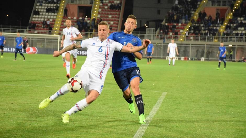 Historischer Sieg: Islands Fußballer fahren erstmals zur Weltmeisterschaft