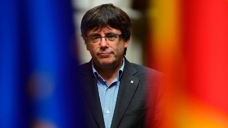 Carles Puigdemont, Chef der Regionalregierung von Katalonien