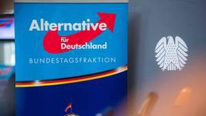 Die AfD im Bundestag