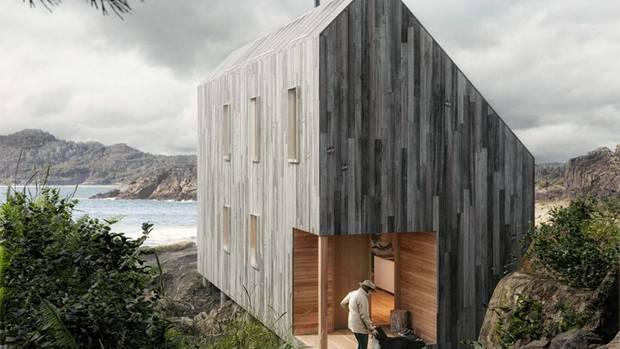 pan treetop cabins diese h tten schweben ber den. Black Bedroom Furniture Sets. Home Design Ideas