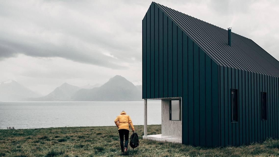Surf Shack: Diese traumhafte Hütte kommt im Karton und kann von Laien aufgebaut werden