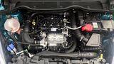 Ford Fiesta 1.0 Ecoboost - der aufgeladene Dreizylinder leistet 74 kW / 100 PS