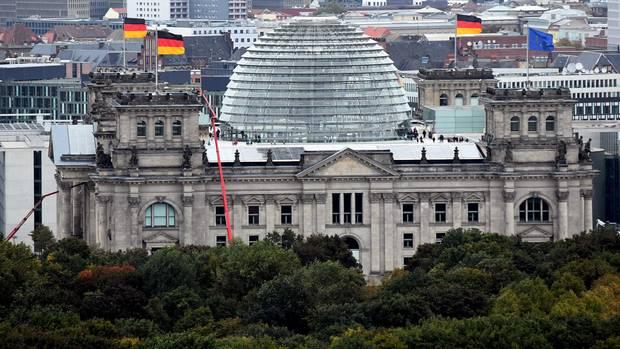 AfD-Fraktion verzichtet auf Sitzungssaal im Reichstagsgebäude