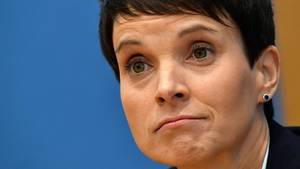 Parteineugründung von Frauke Petry - Name und Slogan stehen offenbar fest