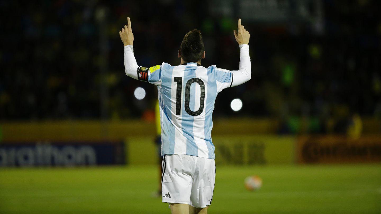 Argentinien Lionel Messi