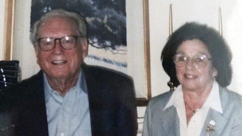 Charles und Sara Rippey starben bei den Waldbränden in Kalifornien