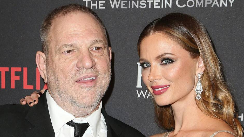 harvey weinstein skandal ehefrau georgina chapman. Black Bedroom Furniture Sets. Home Design Ideas