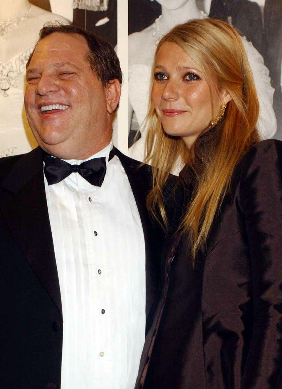 Diese Promis klagen Hollywood-Mogul Harvey Weinstein an