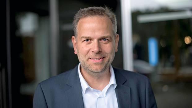 Leif-Erik Holm, 47, Ex-Radiomoderator aus Schwerin