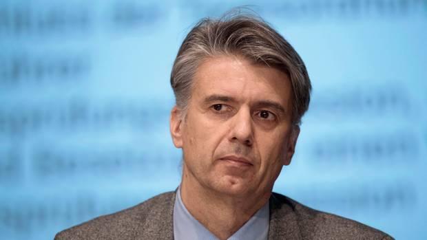Marc Jongen, 49, Dozent für Philosophie aus Karlsruhe