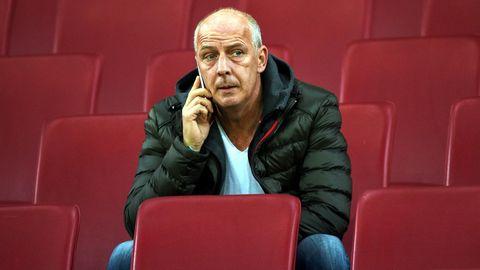 Mario Basler - Rot-Weiss Frankfurt - Hessenliga - Fünftligist
