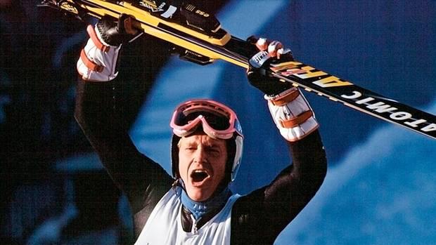 """Sein größter Triumph: 1994 gewann """"Wasi"""" in Lillehammer olympisches Gold im Super-G und Riesenslalom. Im Zenit seiner Karriere, die auch durch schwere Verletzungen geprägt war, hörte er auf"""