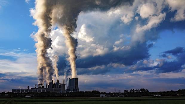 Klimawandel Kohlekraftwerk
