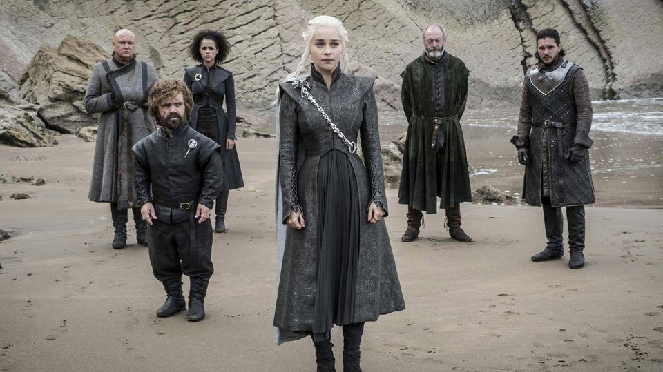 """Screentime: """"Game of Thrones"""": Wer ist eigentlich hier die Hauptfigur?"""
