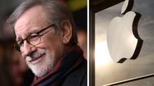 """Steven Spielberg soll für Apple ein Remake von""""Unglaubliche Geschichten"""" produzieren."""