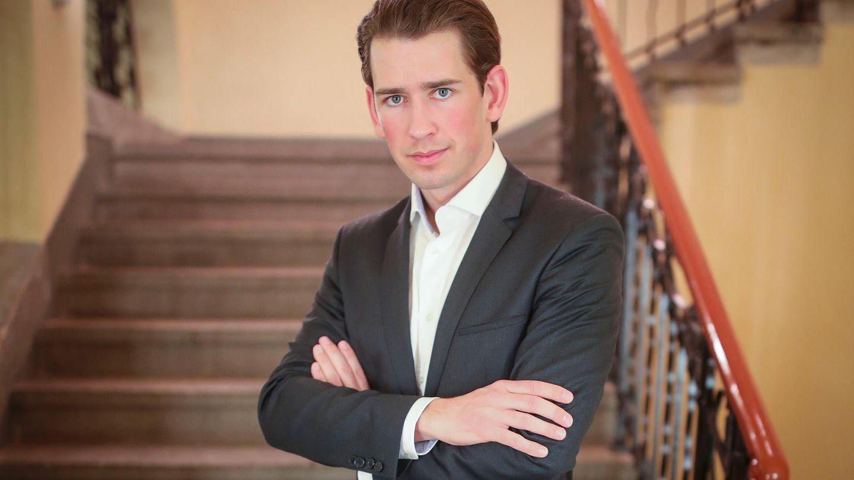 Sieht so der nächste Kanzler Österreichs aus? Gut möglich. ÖVP-Kandidat Sebastian Kurz hat beste Karten