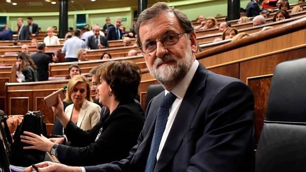 Frist von fünf Tagen: Rajoy stellt Katalonien ein Ultimatum - sonst droht die Entmachtung