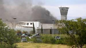 Mindestens 16 Tote bei Kämpfen in Gefängnis