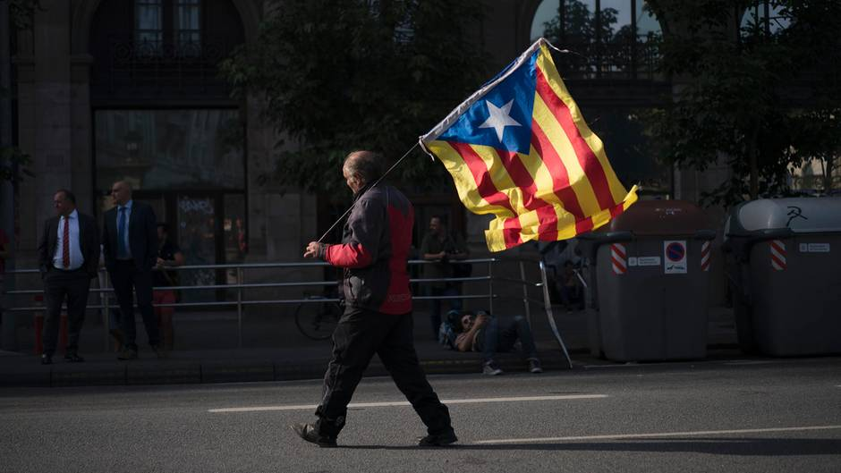 Fragen und Antworten: Wie geht es jetzt weiter in Katalonien?
