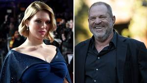 Léa Seydoux, Harvey Weinstein