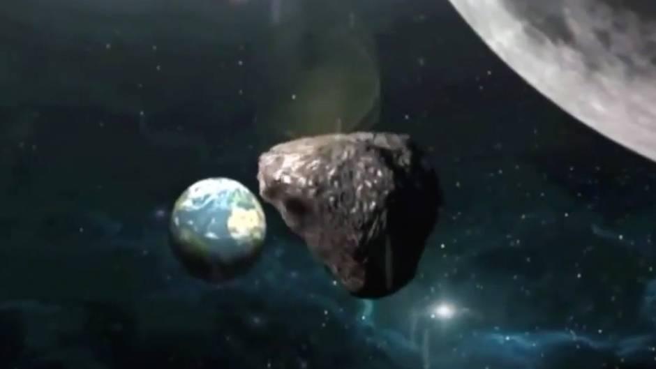 Gefahr aus dem All: Armageddon verhindern: Nasa und Easa arbeiten an Asteroiden-Abwehrsystem