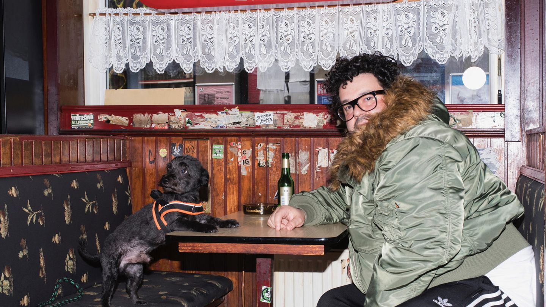 """Comedian Oliver Polak: """"Zum ersten Mal denke ich ans Auswandern!"""""""