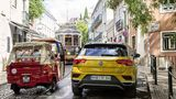 VW T-Roc - unterwegs in Portugal