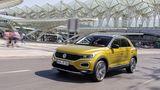 VW T-Roc - am besten mit Allradantrieb